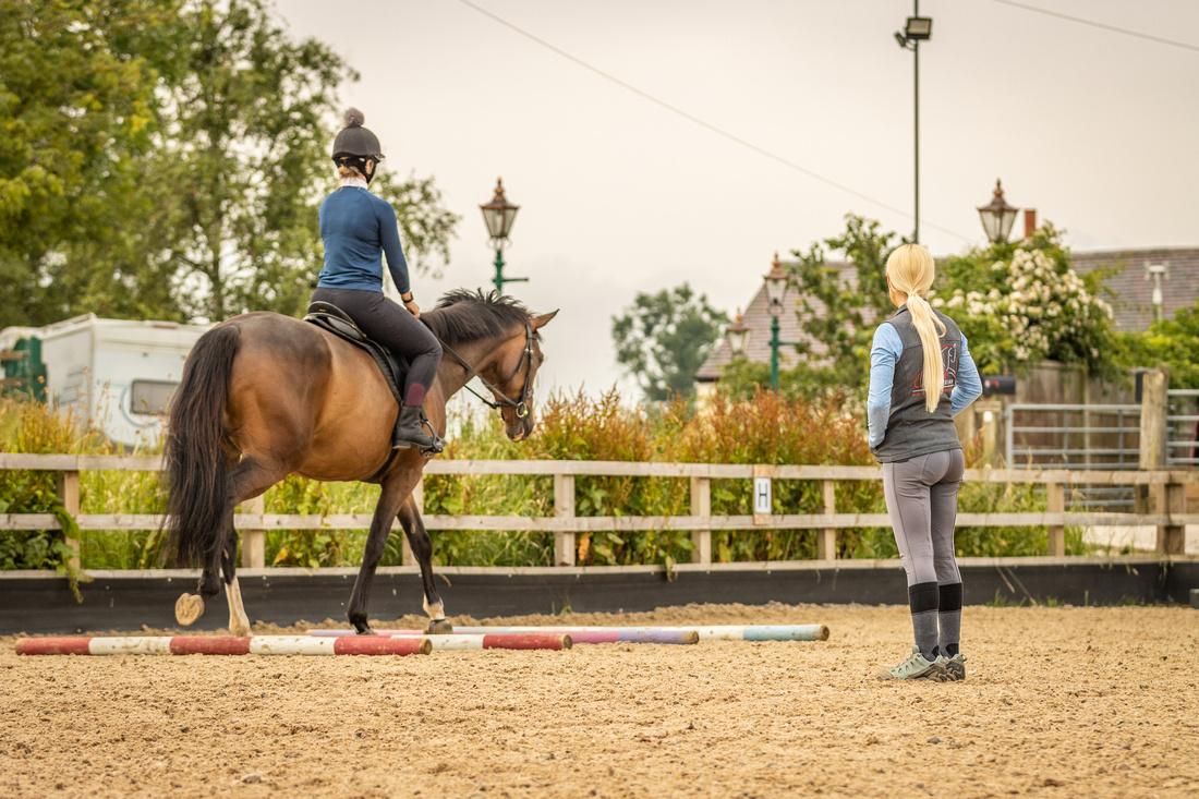 Amie Equestrian 70