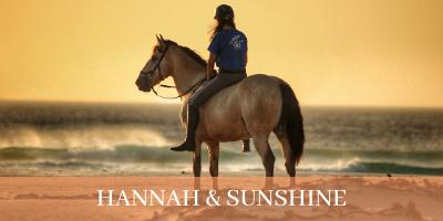 Hannah & Sunshine