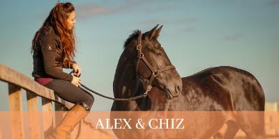 Alex & Chiz