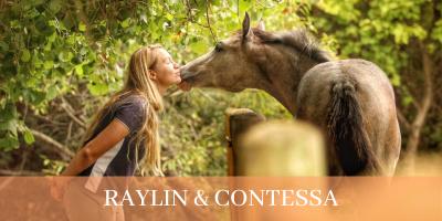 Raylin & Contessa Cover