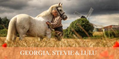 georgia and stevie Cover