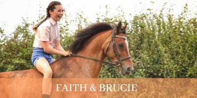 faith and brucie Cover