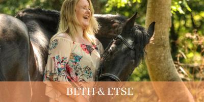 Beth & Etse Cover